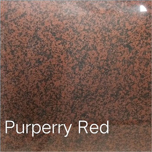 Purperry Red Granite