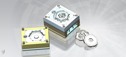 Pressure and Die Casting Moulds