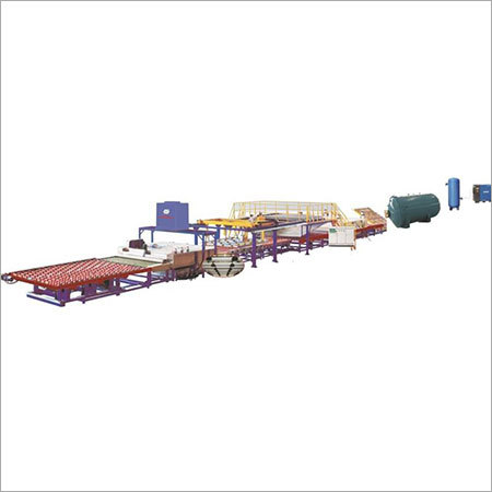 Full Automatic Flat Laminated Glass Line