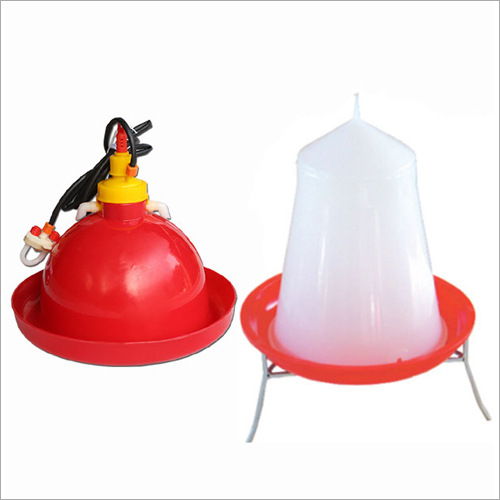 Poultry Manual Feeders