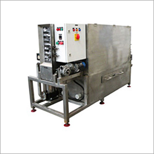 Poultry Hatchery Tray Washing Machine