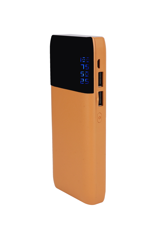 Smart Led P2 (Brown) Power Bank