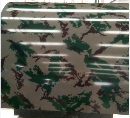 Color Coated Aluminum Sheet