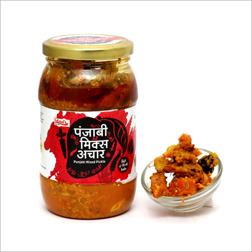 Punjabi Mix Pickle