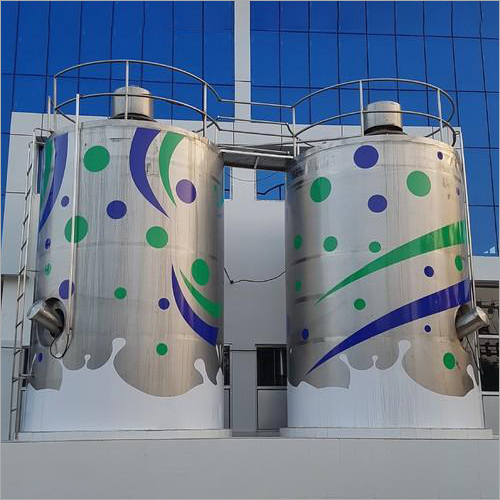 Milk Silo Tanks