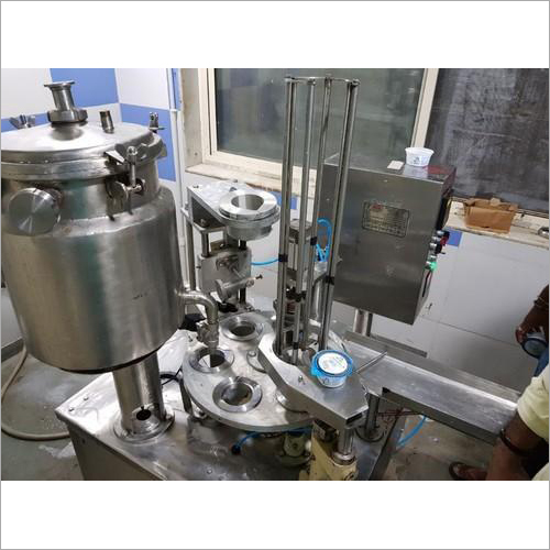 Filling Sealing Capping Machine