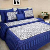 Rajasthani Cotton Bed sheet