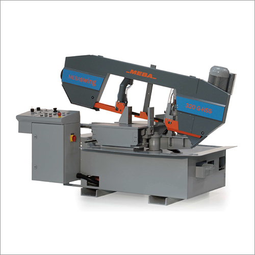 Automatic Double Mitre Cut Bandsaw
