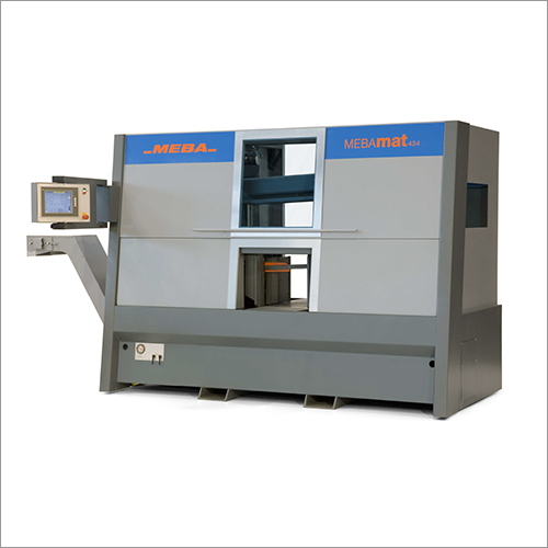 CNC Band Saw Machine