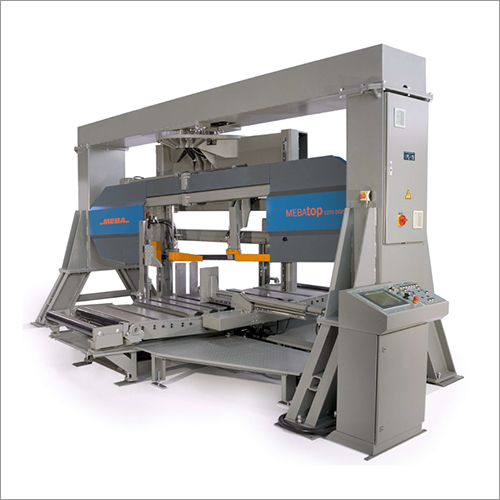 Automatic Cutting Band Saw Machine