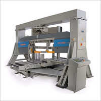 Double Mitre Cut Bandsaw