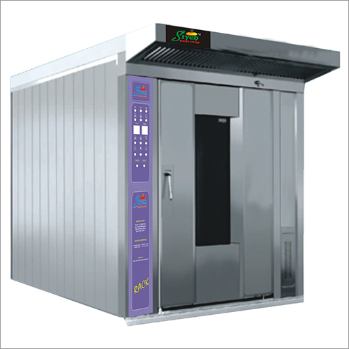 Electric Big Bakery Oven