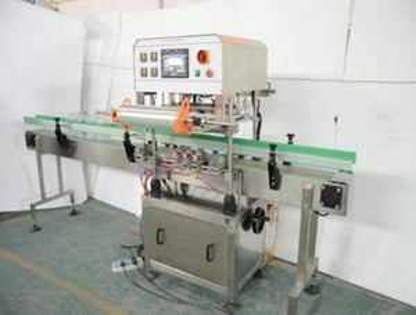 Automatic Multi Head Aluminium Foil Sealing Machine