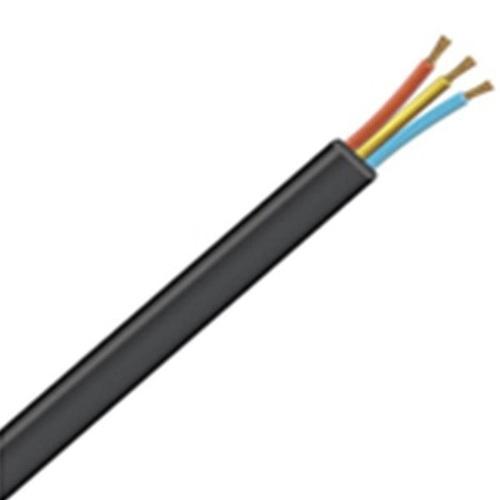 4 sqmm copper 3 core flexible