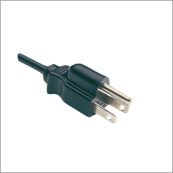 European Style AC Power Cord