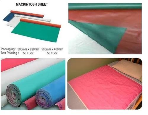 Mackintosh sheet