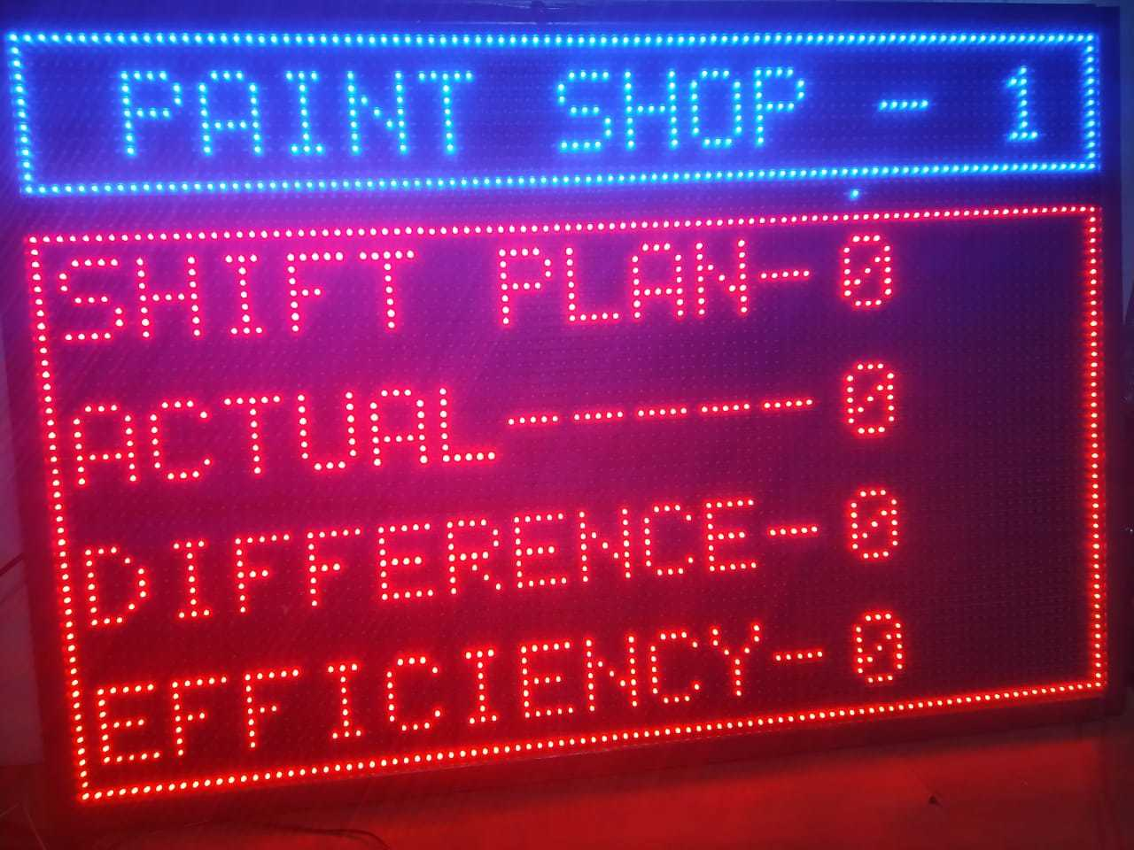Digital Led Display Board
