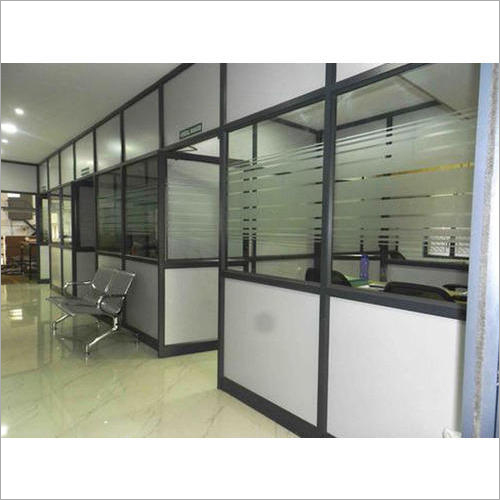 Modular Aluminium Office Partition