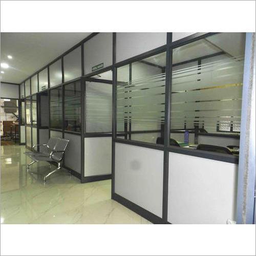 Modular Aluminium Office Partition