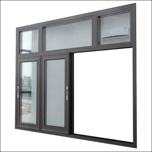 Aluminium Glass Sliding Window