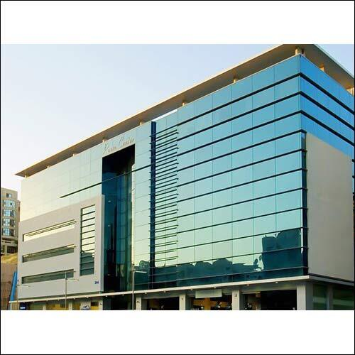 Industrial Structural Glazing