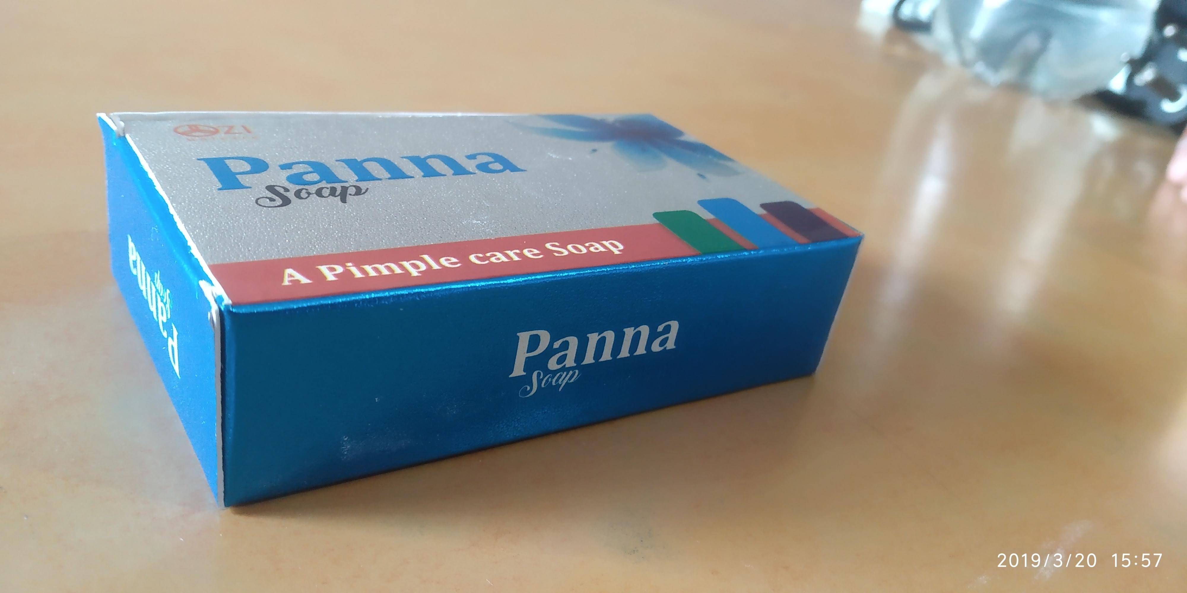 Pimple Care Soap