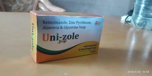 Aloevera and Glycerine Soap