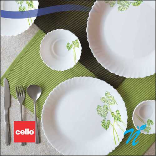 Cello 12 pcs Dinner Set – Fresh Topic