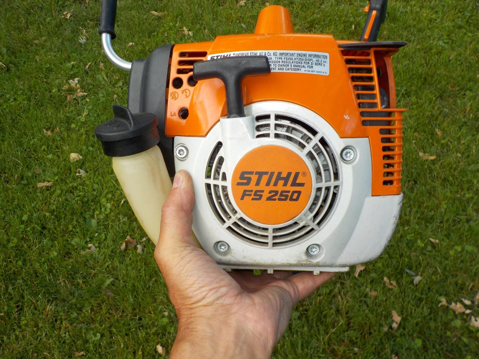 FS 250 STIHL Brush Cutter
