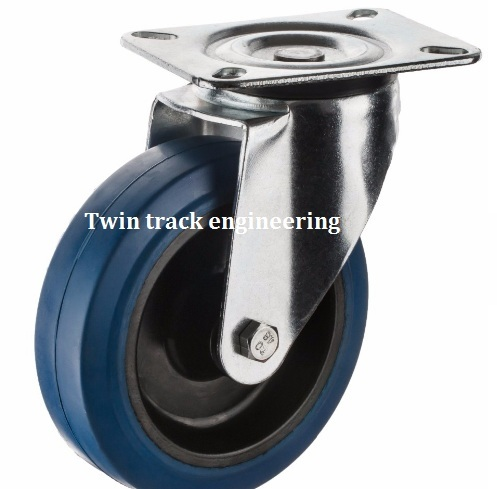Rubber Wheel Caster