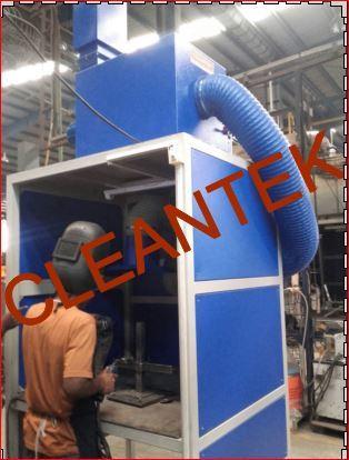 Portable Welding Fume Extractor
