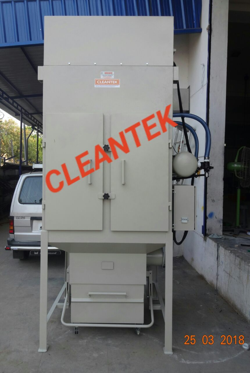 Industrial Centralized Dust Collection System