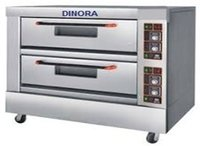 2 Deck Gas Oven