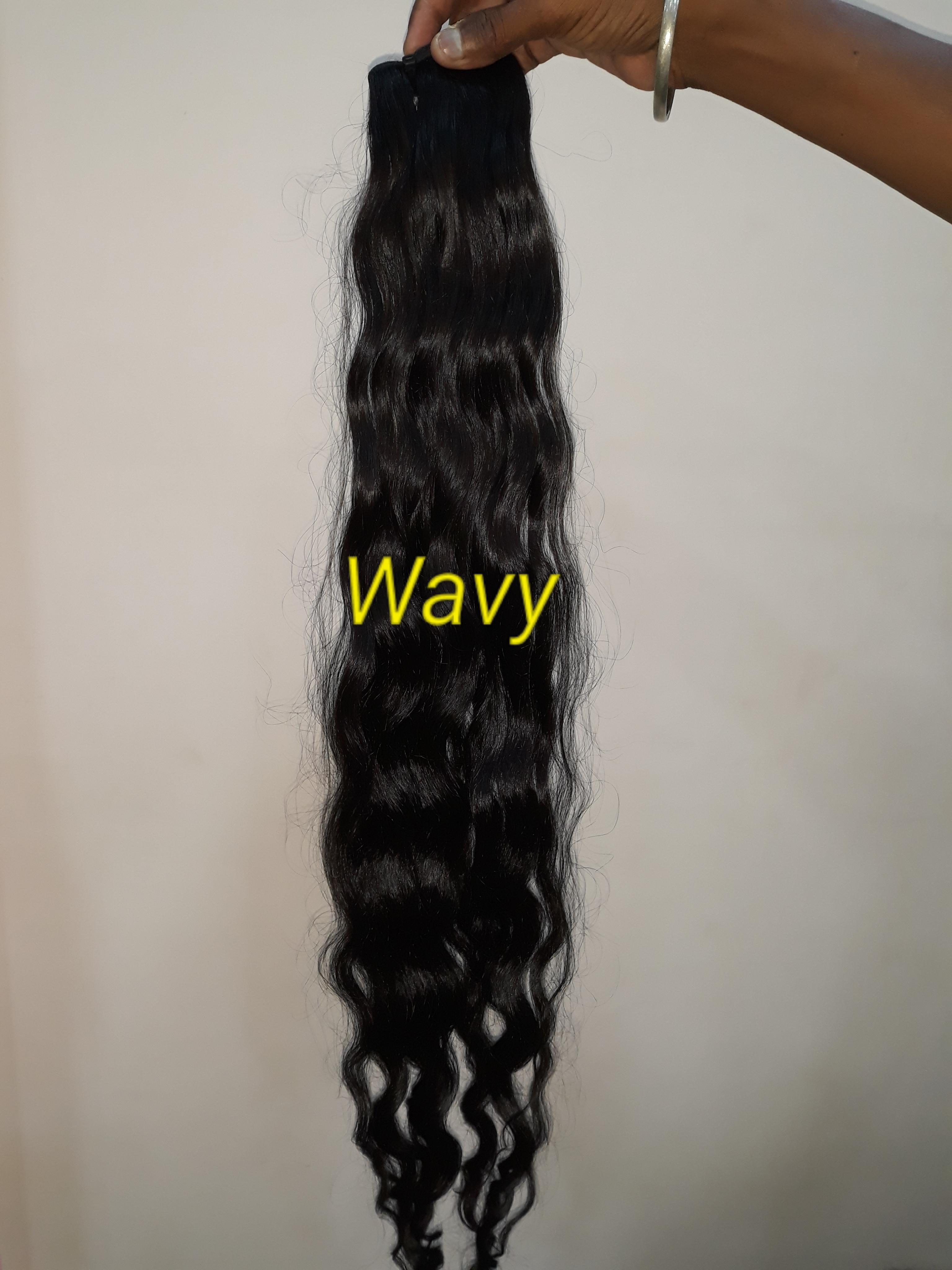 Raw Weft hair