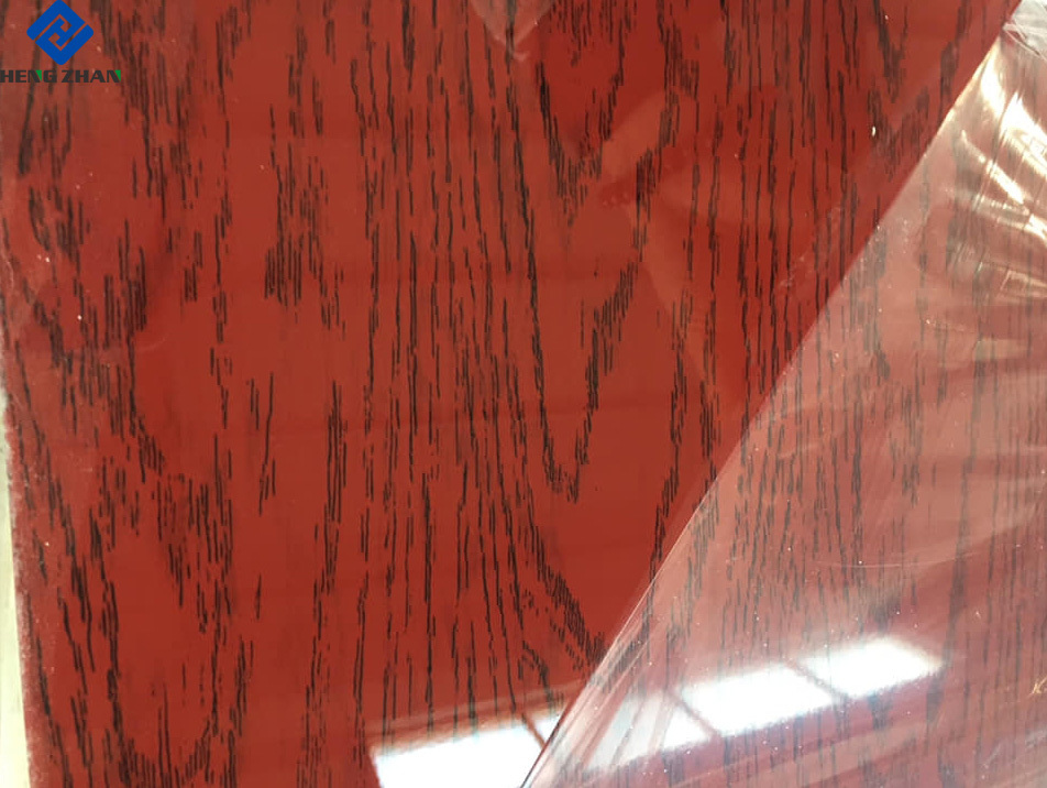 PE Film For Laminated Pvc Marble Sheet