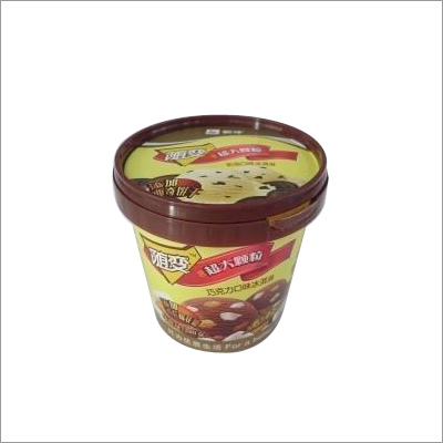 KDD 500ml and 1000ml Bucket and Lid