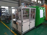 IML Robot for Blow Molding