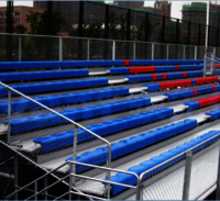 Temporary Outdoor Bleacher