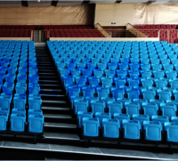 Kook Retractable Seating System
