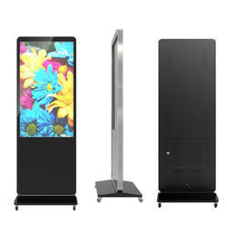 High-quality Visuals Exhibition Kiosk