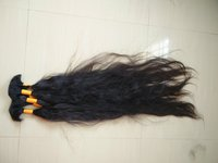 NATURAL SILKY STRAIGHT HAIR