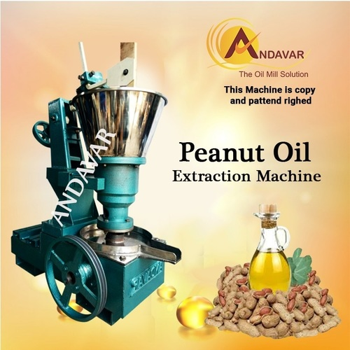 Peanut Oil Rotary Machine
