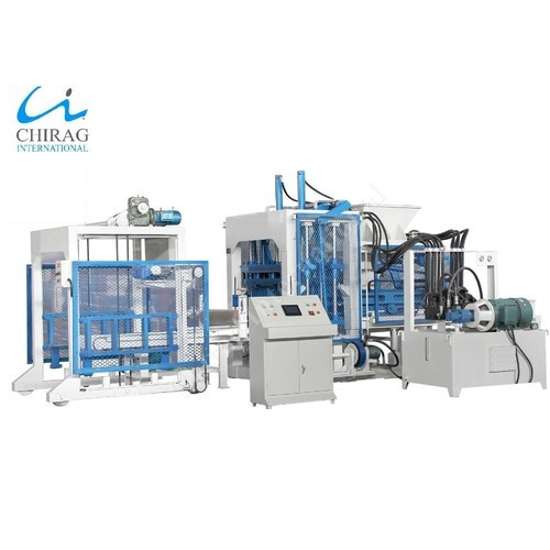 Fully Automatic Multifunction Brick Making Machine