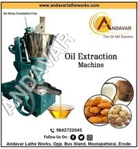 Coconut Oil Rotary Machine