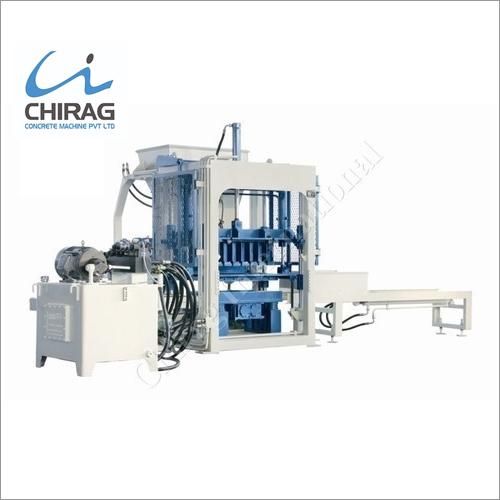 High Pressure Paver Blocks Machine