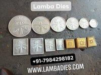 Embossing Coin Dies