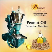 Peanut Oil Processing Machine
