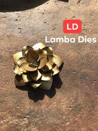 Embossing Jewellery Dies