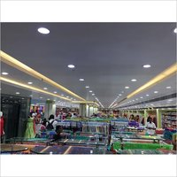 False Ceiling with Lights