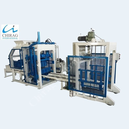 High Density Brick Making Machines